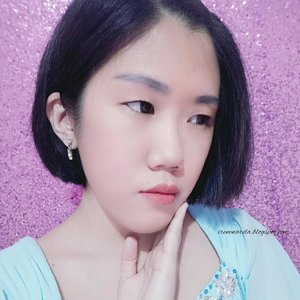 Hi I'm already update my blog about natural makeup for birthdah party by myself and my first time using Revlon product ♥ Short hair? NO PROBLEM!! ☝ Click link in bio for reading Happy Reading 😊 Xoxo . . #clozetteid  #clozette_id #beautybloggerindonesia #bloggerperempuan #BeautyGoersID #bloggermafia #indonesianbeautyblogger #beautybloggerid #indonesianfemaleblogger #indonesian_blogger #indobeautygram #sbybeautyblogger #bloggerceria #beautiesquad @indobeautygram #kbbvfeatured #woman #beauty #naturalmakeup #makeup #instabeauty