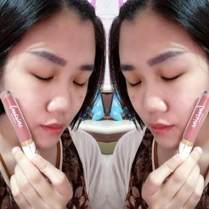 For everyday, I love to using matte lip cream from @luxcrime_id shade Dat Queen. The color is really soft, comfortable and long-lasting 😊 . @beautybloggerindonesia @beautynesia.id  @beautygoers  @sbybeautyblogger . . #bloggers #bloggersindonesia #beautybloggerindonesia #bloggerperempuan #surabayabeautyblogger #clozetteid #makeup #Sbybeautyblogger #lifestyleblogger #lipstickjunkies #makeup #cosmetics #skincare #instablog #instalike #follow  #followme #可愛い #japanesegirl #japan #japanese