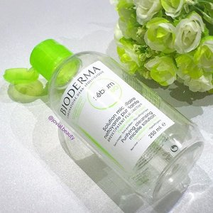 This would be my very first post of #empties; however this is not the first bottle of @bioderma_indonesia I have finished. Surely, it helps with my #oilcontrol problem, #pimples and #acne. I have oily skin that has been troubling me alot. I tried to switch with other brands without luck; nothing been able to help me as much as this #BiodermaSebium 🙌 btw this is not a sponsored post. It just happened I found this empty bottle on my drawer for other purpose. #jovialbeauty #clozetteid #makeup #skincare #skintreatment #toner #beautyhaul #beautyblog #beauty #beautyaddict #beautylover #flatlay #indonesia #indonesian #instabeauty #indobeautygram #indonesianbeautyblogger #beautybloggerindonesia #beautyblogger #beautyproducts #beautywater