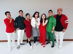 Christmas edition with @kinikita_official 🎄🎄