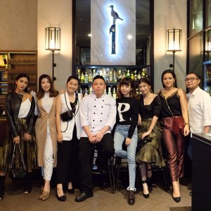 #throwback to my last Friday night at the soft opening of @pierone.id !! Looking for a nice Australian eatery around Surabaya give this place a try 😋 their food is a hit and definitely not a miss. Happy to meet up with familiar faces as well as new friends 😊 Great food + good company = Happy me // thank you for the awesome memories and hospitality Surabaya, I'll be back 😉..Special thanks to my Fri-date hahahaha @wulanwu for driving me and inviting me over for dinner ❤️😘 see ya soon !! .....#clozetteid #steviewears #tgif #stevieculinaryjournal #foodie #exploretocreate #ootd #beauty