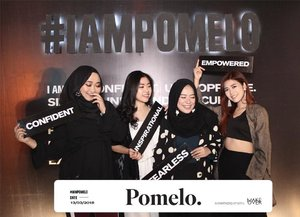 Attending the launch of #IAmPomelo the Summer'18 Collection  @pomelofashion @clozetteid  #Clozetteid #IAmPomelo #FindYourStyle