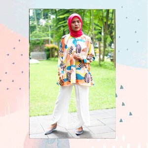 Happy weekend. Super likey pants collection from @byklana.id 💋Celana kulot favorit banget. Bisa nutupin kaki ku yang kecil jadi lebih keliatan berisi gitu deh 😁Material : Moss crepe si super lembut, jatoh dan gak gampang kusut. ..............#cicidesricom #hotd #ootd #travelnesia #parenials #hijabfashion #hijabinfluencer #fashionblogger #fahionblogger #fashionista #hijaberstyle #clozetteid #hijabidea #fashionhijab