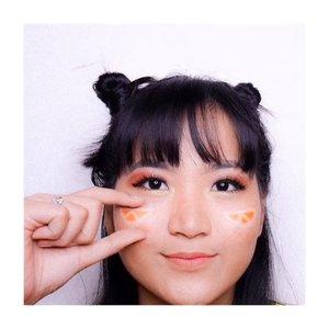 Orange makeup tutorial! Using all maybelline products 💕 . Maybelline fit me foundation 125 (matte) & 230 (dewy) Maybelline fit me concealer Maybelline fit me smooth compact powder Maybelline eyebrow pencil define & blend Maybelline fit me blush on  Maybelline super stay matte ink lip cream @morphebrushes eyeshadow 35u because i don't have maybelline eyeshadow😂 (cheating lol) @artisanpro false lashes  Maybelline hypersharp liner . . . #maybellinesuperstaymatteink #maybellineindonesia @jaquelicious . . . . #clozetteid #cchannelbeautyid #jenntan #jennitanuwijaya #beautynesiamember @beautynesia.id #kbbvfeatured @kbbvbyacb #beautiesquad @beautiesquad #beautyinfluencerindo  @tips__kecantikan #bloggermafia #indonesianfemaleblogger #tampilcantik @tampilcantik #fdbeauty #indobeautysquad @indobeautysquad #jenntanmakeup #zonamakeupid @zonamakeup.id @indovidgram @indobeautygram #bunnyneedsmakeup @bunnyneedsmakeup @ragam_kecantikan #cantikcantikcreator #cantikcantikcompilationvideo