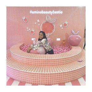 Had lots of fun at #eminaplayground nya @eminacosmetics 💕 spotsnya gemes bgt ceunah, instagrammable. Calling all #pinkfreak , a must-visit pop up booth! ...Loc : @kotakasablanka 🎦 : iphone 8 main cam ........#clozetteid #ggrep #jenntan #jennitanuwijaya #beautynesiamember @beautynesia.id #kbbvfeatured @kbbvbyacb #beautiesquad @beautiesquad #beautyinfluencerjakarta  #indobeautyceleb @tips__kecantikan #beautybloggerindonesia @beautybloggerindonesia #bloggermafia #indonesianfemaleblogger #tampilcantik @tampilcantik #fdbeauty #indobeautysquad @indobeautysquad #jenntanmakeup #zonamakeupid @zonamakeup.id #beautygoersid  @beautygoers #indobeautygram #ivgbeauty @indovidgram @indobeautygram #bunnyneedsmakeup @bunnyneedsmakeup @ragam_kecantikan