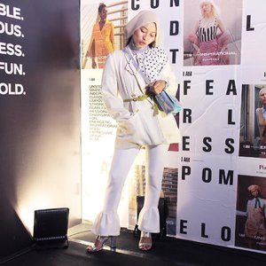 IAM FUN #IAmPomeloAttending @pomelofashion summer '18 collection launching !#FindYourStyle #ClozetteID#ootd