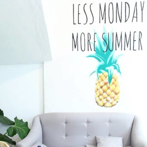 Less wednesday , more summer 🍍 . . . . . #whiteaddicted #quotes #interiordesign #interiorstyle #clozetteid #starclozetter #summervibe #tumblr #tumblrpost #tumblrgirl #happinesskitchenandcoffee #cafe
