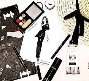 Classy black for your look..Check out myculinarydiary.com for more awesome post........#clozetteid#cosmetic#beauty#pomelo#flatlays#beautyblogger#eyelashextention#weddingku#bridestory#chanel#watercolorillustration#victoriasecret#art#selca#ysl#mac#etude#potd#instabuzz#asian#korea#koreanmakeup#followme#vsco#vscocam#selfie#vscogood#vscofeature