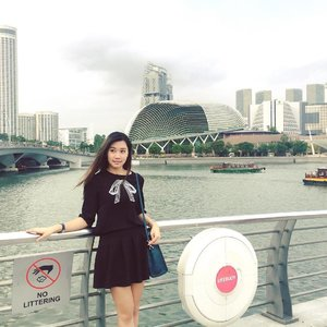 """Day 26 """"The world is a book, and those who do not travel read only a page."""" Read my journey #AbellinSG it's on the blog now~ Link on my bio ☺️ #instagood #photo #instamood #instadaily #instalike #tagsforlikes #bestoftheday #jj #clozetteID #webstagram #tflers #life #fashion #blogger #cotd #tagsforlikes #travel"""