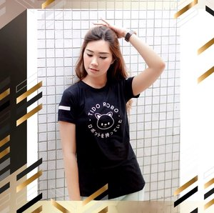 Fashion's how we show ourself without even speak.  Wearing cutie yet comfy T-shirt from @thirddayco 〰️ Avail from XS to Pluz size! You can exchange it if the size is too small nor to big.  And enjoy FREE Shipping (min order 250k) on the website.  #SIMPLEDOESIT #TdPeople #abellwear
