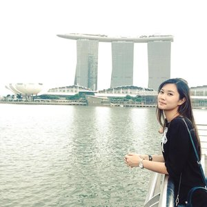 """Day 27 """"Be grateful for everything in your life""""☺️ Anw already read my travel diary while in SGP? It's on the blog now~ link on my bio :) #abellinSG  #instagood #photo #instamood #instadaily #instalike #tagsforlikes #bestoftheday #jj #clozetteID #webstagram #tflers #life #fashion #blogger #cotd #tagsforlikes #travel"""