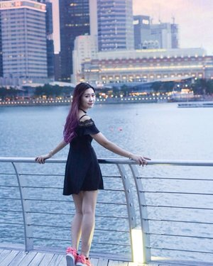 I love u Singapore even just only a while but this place are something rite? ✨  #AbellinSG #clozetteid #cotd