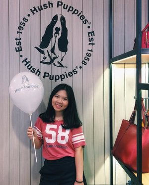 [ #hushpuppiesindonesia ] Congratulation on Re-Opening of @hushpuppies_sunplaza 🎉 Come & Enjoy special discount ALL ITEMS only for a week!