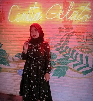 "Learn to say ""NO"" without explaining yourself. 🌺  #ClozetteID #BeautyRangerOOTD #OOTD #hijabootdindo #Fashion"