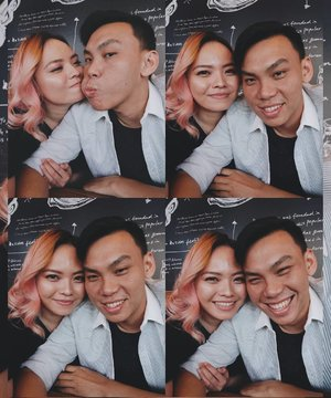 Thankyou for always trying to be the best you can be, especially for me. Thankyou for making me super less insecure about myself. Thankyou for making me complete❤️ last but not least, thankyou for accepting me for who I am, with all my awkward-ness, flawls and stubbornness.I love you😘.#potd #potdindo #vscocam #vsco #vscophile #vscogrid #peoplescreatives #igdaily #instadaily #instastyle #photooftheday #justgoshoot #vscogood #clozetteid #clozettedaily #snapseeddaily #snapseed #photoshoot #exploretocreate #vscodaily #love #couple #xiaomimi8 #mi8