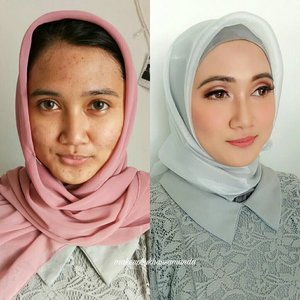 Yesterday Makeup for Riska!  Happy graduation beautiful💖 Swipe for details💖💖 #makeupbykhansamanda #makeupbykhansa . . . . . . . . . . . . . . . . . . .  #clozetteid #beautynesiamember #makeup #thepowerofmakeup #makeupwisuda #makeupartist #graduationmakeup #wisudaui #wisudaui2017 #bridalmakeup #weddingmakeup #naturalmakeup #youtuber #makeupartistdepok #makeupartistjakarta #MUADEPOK #MUAJAKARTA #MUABOGOR #MUA #hudabeauty #likeforlike #like4like #trocolikes #likeforfollow #fff #followforfollow