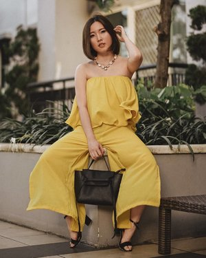 Sunny side 🍳| 📷@samseiteJumpsuit : @tutulophAccessories : @cora.collective Kauri NecklaceBag : @lezel_id Kylie in Black.....#beauty #love #beautiful #fashion #photooftheday #style #instagood #girl #like #follow #photography #nature #fashionnova #lifestyle #fashionblogger  #fashionblog #outfit #outfitideas #clozetteid #outfitoftheday #model #happy #picoftheday #ootd