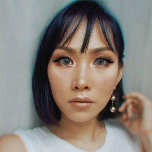 Photoshopped my circle lens. Been looking for perfect light blue lens but no luck ;( • • • • • • • • • • #clozetteid #motd #potd #makeupjunkie #makeupaddict #makeuplover #momblogger #momblog #wakeupandmakeup #ilovemakeup #indobeautygram #indonesianbeautyblogger #beautybloggerindonesia #beautyblogger #makeuplook #mommyblogger #makeuptalk #powerofmakeup #ビューティー #春メイク #화장품 #메이크업 #コスメ #メイク動画 #アイメイク #プチプラ #메이크업 #인스타뷰티 #fotd #ivgbeauty #beautybloggerid