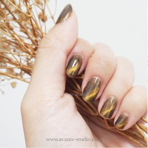 Cat eyes nail look is now available at my beauty studio @avantestudio . . . . . #nail #nailart #potd #picoftheday #beauty #beautyblogger #nailartindo #beautybloggerindonesia #indonesiabeautyblogger #bloggerperempuan #clozetteid #clozette #clozetter #fdbeauty #femaledaily #bloggerindo #vloggerindonesia #beautyvlogger #beautyjunkie #beautyenthusiast #fotd #like #like4like #likeforlike #nailjunkie #nailartjakarta #nailartbekasi