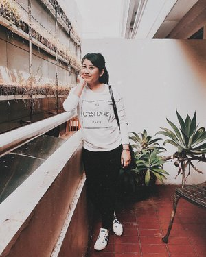 """Life is tough my darling, but so are you"". . . . . . . . #lookdujour #currentlywearing #ykwears #aboutalook #dailygrind #theeverygirl #verilymoment #clozetteid #petitestyle #theartofslowliving"