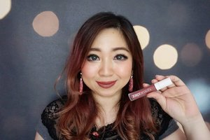 Feel so much love to @zap_beauty, just tried their new lip matte in Spice. The texture, tone, depth of the color is just perfect.I don't really fancy the smell, but aside from that, this baby is a must try. I wish I can try all their shades. Thank you @clozetteid for the #un4gettable box, I can try this lippy. #Clozetteid #beauty #blogger #MatteLipCream #zap #mattelips #zapbeauty #love #motd #styleoftheday #potd #ootd #lotd #style