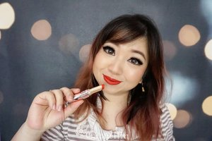 Apa sih bedanya lipstick biasa sama @lakmemakeup Primer+Matte Lipstick?They perform better! Yuk dibaca reviewnya:http://whileyouonearth.blogspot.co.id/2018/05/lakme-9to5-primer-matte-lipstick.html?m=1Thank you @lakmeprgirl#lakme #lakmemakeup #primer #lipprimer #lipstick #blogger #beauty #review #blog #love #mattelips #Clozetteid #motd #mattelipstick #lotd #potd #styleoftheday