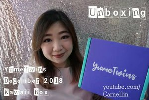 Unboxing @yumetwins December 2018 kawaii boxPokemon fans? You'll dig these.Full video here:https://youtu.be/lB1H6w47Ei4#yumetwins #kawaii #kawaiibox #love #cutenessoverload #hello #pokemon #unboxing #videooftheday #clozetteID #youtuber #japan