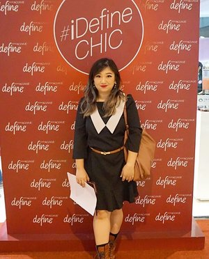 @acuvueid #iDefineCHIC event.#acuvue #event #clozetteID #love #beautybloggerIndonesia #pomelo #contactlenses #coloroftheday #outfit #coloredlenses #outfitinspo