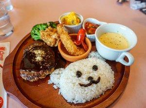Happy lunchie  #menu #meals #love #yums #ClozetteID #kidsmeal #delicious #lunch #okasama #kids #Japan #hokkaido