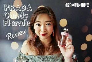 Review Prada Candy Florale on my Youtube Channelhttps://youtu.be/bfFrTvED83k#vlog #vlogger #prada #pradacandy #fragrance #edt #perfume #clozetteID #review #blogger #blog #style #floral #styleoftheday
