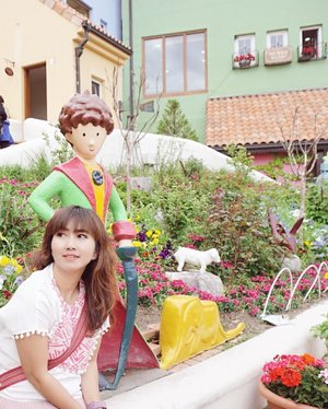 This is my first and biggest bucket list for South Korea. Visiting Petit France, since there's another Le Petit Prince museum beside to the one in Japan. . Kalo ngga gara-gara tempat ini, mungkin gue ngga pernah masukin South Korea ke bucket list gue. 😂 . . . . . . #petitfrance #southkorea #gapyeong #chicinsouthkorea #lepetitprince #thelittleprince #travel #travelgram #instatravel #instagood #instadaily #whpgetaway #sonyalpha #vsco #clozetteid