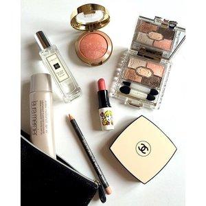 Simple Monday Makeup 💄  #lauramercier #jomalone #milani #jillstuart #chanel #maccosmetics #clozetteid #clozettedaily #makeup #makeupmess #makeupmania #makeuptoday #makeupaddict #motd #femaledaily #fdlife #fdbeauty