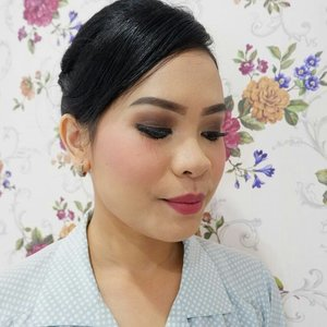 Makeup Today for Party @sagala_santidina n Fam 😍😍😘 Thankyou so much san 💖 . . . #mua #muajakarta #muajabodetabek #muabogor #muajakarta #muadepok #makeup #makeupartist #muaindo #muaindonesia #sociollablogger #FDBeauty #love #beautyblogger  #bblogger #muajkt #makeup #makeupaddict #makeupartist #makeupgeek #makeuptutorial #clozetteid  #eotd #makeupjunkie #makeuplover #makeuptutorial  #faceoftheday  #makeupartistjakarta #hellobeautyid #MUAjakarta #makeupparty #makeupwisuda #makeuppesta #makeupbyme