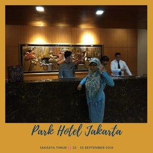 Weekend 22 - 23 September 2018 , setelah ngider2 Ikea Alam Sutera akhirnya stay overnight di Park Hotel Cawang Jakarta Timur. Hotel berbintang yg dibangun BUMN 🏨  #staycation #hotel #traveling #familytime #TravelBlogger #Jakarta #Restaurant #Weekend #wanderlust #balqis57travel #balqis57kuliner #balqis57hotel #clozetteid