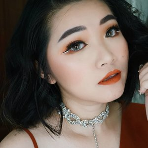 Rotten orange!...Eyebrow @lavishbrow_byeileen Bahkan smua yang d US iri lo liat eyebrow kath #banggaLashes @misslash.id in ms gwenSoftlense @x2softlens Lip @ofracosmetics havana nightEyeshadow @colourpopcosmetics paletteWhite eyeliner @nyxcosmetics_indonesia Necklaces @lacheriecouture .My hair still on fleek after months thanks to @ari_republic..#bloggerindonesia #lookbookindonesia #beautyguru #beautyvlogger #beautyblogger #clozetteid #bloggerstyle #fashionblogger #fashionstylea #fashionindo #indonesianbeautyblogger #indonesian_blogger #indonesiabeautyblogger #youtubeasia #youtuberindonesia #clozetteambassador #beautyindonesia #indobeautygram#stylehaul #cgstreetstyle #ggreptrend #ggrep #ootd