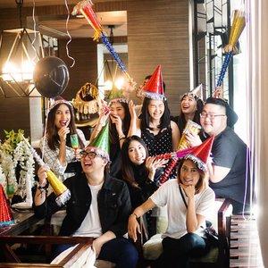 Thats my new year eve party with @harrisgubeng @seventeenlounge ...#bloggerindonesia #lookbookindonesia #beautyguru #beautyvlogger #beautyblogger #clozetteid #bloggerstyle #fashionblogger #fashionstylea #fashionindo #indonesianbeautyblogger #indonesian_blogger #indonesiabeautyblogger #youtubeasia #youtuberindonesia #clozetteambassador #beautyindonesia #indobeautygram#stylehaul #cgstreetstyle #ggreptrend #ggrep #ootd #zalorastyleedit