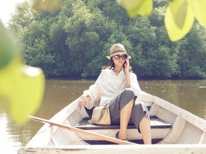 Daydream . . . . . . . . . #instamoment #instatravel #instalike #vitrietraveldiary #clozetteid #StarClozetter #lifestyleblogger #travelindo #indotavellers #livelaughexplore #mangroveforest