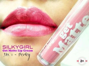 "@silkygirl_id Get Matte lip cream ""Perky"". . . Sweet pink with a hint of coral. It's so pretty and is the most favorite out of the collection!!!! . . Check out clickable link at bio for my review! . . #lipstick #lipcream #love #pinklipstick #pinklips #silkygirl #silkygirlcosmetics #silkygirlgetmattelipcream #beautiful #pretty #Indonesia #byFiarevenian #beautyblog #clozzeteid #clozetteid #beautyblogger #beautybloggerindonesia #clozette #mommyblogger #lipswatch #lipstickhoarder #lipstickaddict #lipsticklover #makeup #makeupaddict #makeuplover #makeuploverfreak #bloggerlife #beautybloggerid #IndonesianFemaleBloggers"