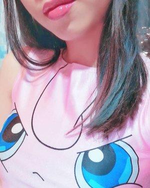 きのう の よる わ とても たのしかった です💃 @orutakuclub vol. 2 gila seru bgt, better than vol. 1😁 gak sabar yg vol. 3 kalo bs paket amer dpt gelas plus es 😁😁 . . #orutaku #otaku #pokemon #jigglypuff #radenayublog #anime #clozetteid