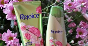 Rejoice First Perfume Shampoo Launching x Beautynesia