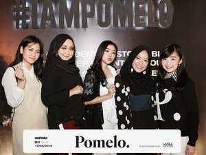Congratulations @pomelofashion for the launching of Summer '18 Collection ♥ #IAmPomelo #FindYourStyle #ClozetteID