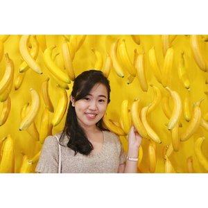 Banana..nana..nana.....🍌🍌...........#banana #instagood #instapic #potd #potdindo #ootd #ootdindo #holiday #rabbittown #bandung #picoftheday #picofme #picofthemonth #swag #likeforfollow #likeforlikes #followers #follow4like #likes #instagramable #clozetteid #clozettedaily #instapic #vsco #instafeed #LivieJalanJalan