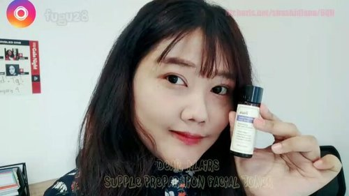 """<div class=""""photoCaption"""">Dear Klairs, Supple Preparating Facial Toner Video Review.yo guys, this is my morning preparation  routine ..like the name, dear klairs supple preparating toner is a must when it comes to apply skincare before make up, my skin feels so smooth and supple.nothing come close to how supple this toner is .find out and try this Supple Preparation Facial Toner at :<a href=""""https://hicharis.net/shashidiana/6QH"""" class=""""pink-url""""  target=""""_blank""""  rel=""""nofollow"""" title=""""https://hicharis.net/shashidiana/6QH"""">https://hicharis.net/shashidiana/6QH</a> . Bahasa indonesianya kulit gw kenyal banget habis pake klairs toner ini , sumpah ga boong deh,  Wkwkwk ︎☺︎✌︎︎  <a class=""""pink-url"""" target=""""_blank"""" href=""""http://m.clozette.co.id/search/query?term=dear.Klairs&siteseach=Submit"""">#dear.Klairs</a>  <a class=""""pink-url"""" target=""""_blank"""" href=""""http://m.clozette.co.id/search/query?term=SupplePreparatingFacialToner&siteseach=Submit"""">#SupplePreparatingFacialToner</a>  <a class=""""pink-url"""" target=""""_blank"""" href=""""http://m.clozette.co.id/search/query?term=charisceleb&siteseach=Submit"""">#charisceleb</a> @charis_celeb@hicharis_officialtags :  #いいね  #フォロー返す  #相互フォロー  #相互フォロー100  #ネットアイドル  #ビューティー  #スキンケア  #いいねおねがいします  <a class=""""pink-url"""" target=""""_blank"""" href=""""http://m.clozette.co.id/search/query?term=cloZetteid&siteseach=Submit"""">#cloZetteid</a>  #フォロワー募集  <a class=""""pink-url"""" target=""""_blank"""" href=""""http://m.clozette.co.id/search/query?term=likeforlike&siteseach=Submit"""">#likeforlike</a>  <a class=""""pink-url"""" target=""""_blank"""" href=""""http://m.clozette.co.id/search/query?term=likeback&siteseach=Submit"""">#likeback</a>   #美人  #いいねおねがいします  #いいねした人で気になった人フォロー  #いいねお願いします🙏  #いいねお願いします  #いいね歓迎  <a class=""""pink-url"""" target=""""_blank"""" href=""""http://m.clozette.co.id/search/query?term=lfl&siteseach=Submit"""">#lfl</a>  <a class=""""pink-url"""" target=""""_blank"""" href=""""http://m.clozette.co.id/search/query?term=lfl&siteseach=Submit"""">#lfl</a>💛</div>"""