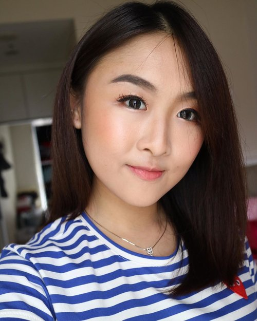 """<div class=""""photoCaption"""">Please ignore my baby hair😸  <a class=""""pink-url"""" target=""""_blank"""" href=""""http://m.id.clozette.co/search/query?term=todaysmakeup&siteseach=Submit"""">#todaysmakeup</a>  <a class=""""pink-url"""" target=""""_blank"""" href=""""http://m.id.clozette.co/search/query?term=motd&siteseach=Submit"""">#motd</a>💄</div>"""