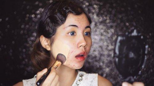 "<div class=""photoCaption"">Gatsby makeup tutorial😁😁 using @focallure pouch set from @aboutherid :<br /> Highlight stick 02, loose powder 02, eyebrow powder 03, eyeliner, mascara, eye shadow 03, lipstick 01, baked blush 05<br /> <br /> Crazy high cover foundie : @lagirlindonesia @lagirlcosmetics Pro Matte ""soft honey + medium beige""<br /> .<br /> @tampilcantik @indobeautygram @indovidgram  <a class=""pink-url"" target=""_blank"" href=""http://m.clozette.co.id/search/query?term=tampilcantik&siteseach=Submit"">#tampilcantik</a>  <a class=""pink-url"" target=""_blank"" href=""http://m.clozette.co.id/search/query?term=ivgbeauty&siteseach=Submit"">#ivgbeauty</a>  <a class=""pink-url"" target=""_blank"" href=""http://m.clozette.co.id/search/query?term=indobeautygram&siteseach=Submit"">#indobeautygram</a>  <a class=""pink-url"" target=""_blank"" href=""http://m.clozette.co.id/search/query?term=clozette&siteseach=Submit"">#clozette</a>  <a class=""pink-url"" target=""_blank"" href=""http://m.clozette.co.id/search/query?term=clozetteid&siteseach=Submit"">#clozetteid</a>  <a class=""pink-url"" target=""_blank"" href=""http://m.clozette.co.id/search/query?term=beautyjunkie&siteseach=Submit"">#beautyjunkie</a>  <a class=""pink-url"" target=""_blank"" href=""http://m.clozette.co.id/search/query?term=beautyjunkies&siteseach=Submit"">#beautyjunkies</a>  <a class=""pink-url"" target=""_blank"" href=""http://m.clozette.co.id/search/query?term=instamakeupartist&siteseach=Submit"">#instamakeupartist</a>  <a class=""pink-url"" target=""_blank"" href=""http://m.clozette.co.id/search/query?term=makeupporn&siteseach=Submit"">#makeupporn</a>  <a class=""pink-url"" target=""_blank"" href=""http://m.clozette.co.id/search/query?term=motd&siteseach=Submit"">#motd</a>  <a class=""pink-url"" target=""_blank"" href=""http://m.clozette.co.id/search/query?term=makeuptutorial&siteseach=Submit"">#makeuptutorial</a>  <a class=""pink-url"" target=""_blank"" href=""http://m.clozette.co.id/search/query?term=beautyenthusiast&siteseach=Submit"">#beautyenthusiast</a>   <a class="""