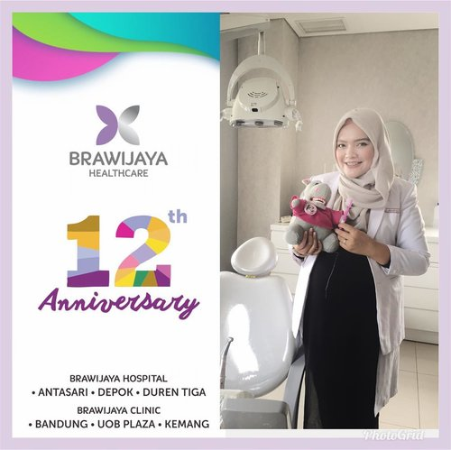 """<div class=""""photoCaption"""">Rock on and Happy 12th Anniversary @brawijayahealthcare ..The journey of success will continue for sure!!!. <a class=""""pink-url"""" target=""""_blank"""" href=""""http://m.clozette.co.id/search/query?term=doktergigianak&siteseach=Submit"""">#doktergigianak</a>  <a class=""""pink-url"""" target=""""_blank"""" href=""""http://m.clozette.co.id/search/query?term=brawijaya&siteseach=Submit"""">#brawijaya</a>  <a class=""""pink-url"""" target=""""_blank"""" href=""""http://m.clozette.co.id/search/query?term=brawijayahospital&siteseach=Submit"""">#brawijayahospital</a>  <a class=""""pink-url"""" target=""""_blank"""" href=""""http://m.clozette.co.id/search/query?term=clozetteid&siteseach=Submit"""">#clozetteid</a></div>"""
