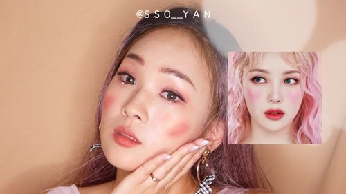 """<div class=""""photoCaption"""">안녕~~how is your weekends in Indonesia? ❤️Korea is so busy to prepare for Thanksgiving day❤️Anyway here is my new makeup video named """"heart blush makeup""""-Product info• @wardahbeauty• @innisfreeindonesia• @marcjacobs brown eye pencil• @lorealindonesia brow artist brown• @blinkcharm• @heroinemake long and curl mascara• @socialcosmetics• @3ce_official  <a class=""""pink-url"""" target=""""_blank"""" href=""""http://m.clozette.co.id/search/query?term=323&siteseach=Submit"""">#323</a></div>"""