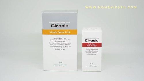 "<div class=""photoCaption"">Satu lagi produk skincare dari brand Korea @ciracle.id yang di formulasikan untuk kamu yang punya masalah jerawat. Cek review lengkapnya di <a href=""https://www.nonahikaru.com"" class=""pink-url""  target=""_blank""  rel=""nofollow"" title=""https://www.nonahikaru.com"">www.nonahikaru.com</a><br /> -<br />  <a class=""pink-url"" target=""_blank"" href=""http://m.id.clozette.co/search/query?term=ciracle&siteseach=Submit"">#ciracle</a>  <a class=""pink-url"" target=""_blank"" href=""http://m.id.clozette.co/search/query?term=clozetteid&siteseach=Submit"">#clozetteid</a>  <a class=""pink-url"" target=""_blank"" href=""http://m.id.clozette.co/search/query?term=skincare&siteseach=Submit"">#skincare</a>  <a class=""pink-url"" target=""_blank"" href=""http://m.id.clozette.co/search/query?term=clozetteidreview&siteseach=Submit"">#clozetteidreview</a>  <a class=""pink-url"" target=""_blank"" href=""http://m.id.clozette.co/search/query?term=ciraclexclozetteidreview&siteseach=Submit"">#ciraclexclozetteidreview</a></div>"