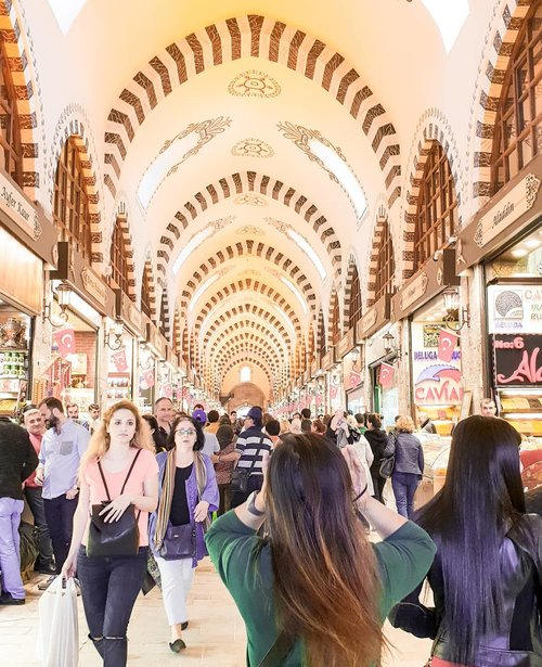 "<div class=""photoCaption"">The hall of Grand Bazaar, Istanbul.Egyptian touch, vintage, and so classic.. .Hop over to <a href=""https://myculinarydiary.com/TRAVEL"" class=""pink-url""  target=""_blank""  rel=""nofollow"" title=""https://myculinarydiary.com/TRAVEL"">myculinarydiary.com/TRAVEL</a> to see my experience in abroad. <a class=""pink-url"" target=""_blank"" href=""http://m.clozette.co.id/search/query?term=sisytravelingdiary&siteseach=Submit"">#sisytravelingdiary</a>  <a class=""pink-url"" target=""_blank"" href=""http://m.clozette.co.id/search/query?term=traveljourney&siteseach=Submit"">#traveljourney</a>  <a class=""pink-url"" target=""_blank"" href=""http://m.clozette.co.id/search/query?term=ootd&siteseach=Submit"">#ootd</a>  <a class=""pink-url"" target=""_blank"" href=""http://m.clozette.co.id/search/query?term=ootdfashion&siteseach=Submit"">#ootdfashion</a>  <a class=""pink-url"" target=""_blank"" href=""http://m.clozette.co.id/search/query?term=terfujilah......&siteseach=Submit"">#terfujilah......</a> <a class=""pink-url"" target=""_blank"" href=""http://m.clozette.co.id/search/query?term=clozetteid&siteseach=Submit"">#clozetteid</a>  <a class=""pink-url"" target=""_blank"" href=""http://m.clozette.co.id/search/query?term=wisata&siteseach=Submit"">#wisata</a>  <a class=""pink-url"" target=""_blank"" href=""http://m.clozette.co.id/search/query?term=travel&siteseach=Submit"">#travel</a>  <a class=""pink-url"" target=""_blank"" href=""http://m.clozette.co.id/search/query?term=igtravel&siteseach=Submit"">#igtravel</a>  <a class=""pink-url"" target=""_blank"" href=""http://m.clozette.co.id/search/query?term=travelgram&siteseach=Submit"">#travelgram</a>  <a class=""pink-url"" target=""_blank"" href=""http://m.clozette.co.id/search/query?term=buzzfeed&siteseach=Submit"">#buzzfeed</a>  <a class=""pink-url"" target=""_blank"" href=""http://m.clozette.co.id/search/query?term=europe&siteseach=Submit"">#europe</a>  <a class=""pink-url"" target=""_blank"" href=""http://m.clozette.co.id/search/query?term=holiday&siteseach=Submit"">#holiday</a>  <a class=""pink-url"" target=""_blank"" href=""http://m.clozette.co.id/search/query?term=turkey&siteseach=Submit"">#turkey</a>  <a class=""pink-url"" target=""_blank"" href=""http://m.clozette.co.id/search/query?term=turkiye&siteseach=Submit"">#turkiye</a>  <a class=""pink-url"" target=""_blank"" href=""http://m.clozette.co.id/search/query?term=cappadocia&siteseach=Submit"">#cappadocia</a>  <a class=""pink-url"" target=""_blank"" href=""http://m.clozette.co.id/search/query?term=kapadokya&siteseach=Submit"">#kapadokya</a>  <a class=""pink-url"" target=""_blank"" href=""http://m.clozette.co.id/search/query?term=desert&siteseach=Submit"">#desert</a>  <a class=""pink-url"" target=""_blank"" href=""http://m.clozette.co.id/search/query?term=dubai&siteseach=Submit"">#dubai</a>  <a class=""pink-url"" target=""_blank"" href=""http://m.clozette.co.id/search/query?term=photography&siteseach=Submit"">#photography</a>  <a class=""pink-url"" target=""_blank"" href=""http://m.clozette.co.id/search/query?term=photooftheday&siteseach=Submit"">#photooftheday</a>  <a class=""pink-url"" target=""_blank"" href=""http://m.clozette.co.id/search/query?term=foodoftheday&siteseach=Submit"">#foodoftheday</a>  <a class=""pink-url"" target=""_blank"" href=""http://m.clozette.co.id/search/query?term=cakedecorating&siteseach=Submit"">#cakedecorating</a>  <a class=""pink-url"" target=""_blank"" href=""http://m.clozette.co.id/search/query?term=photoshoot&siteseach=Submit"">#photoshoot</a>  <a class=""pink-url"" target=""_blank"" href=""http://m.clozette.co.id/search/query?term=fujifilm&siteseach=Submit"">#fujifilm</a>  <a class=""pink-url"" target=""_blank"" href=""http://m.clozette.co.id/search/query?term=beautifuldestinations&siteseach=Submit"">#beautifuldestinations</a></div>"