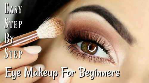 """<div class=""""photoCaption"""">Beginners Eye Makeup Tutorial   Parts of the Eye   How To Apply Eyeshadow - YouTube</div>"""